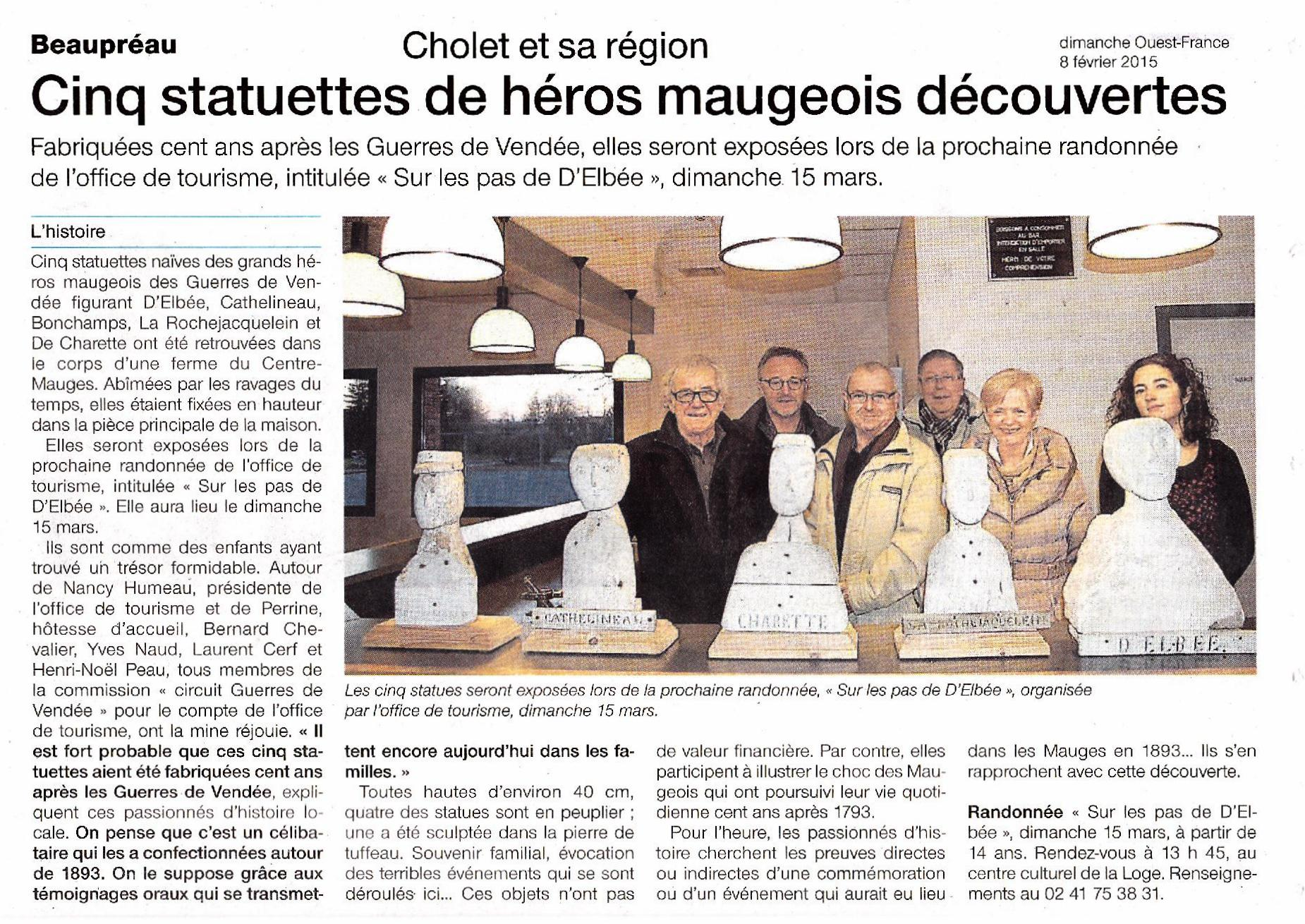journal ouest france vendée
